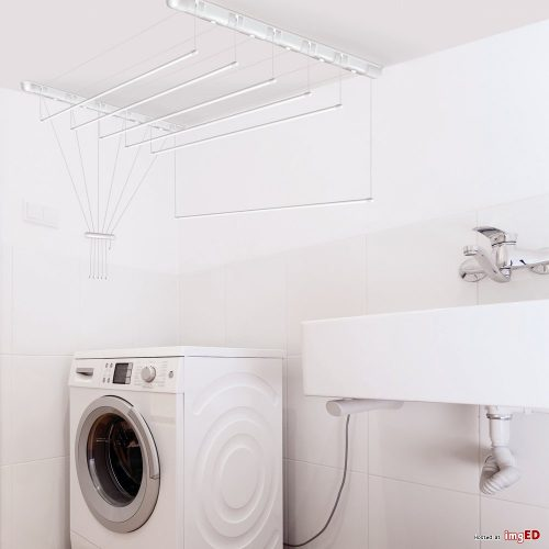 plafonddroogrek-waskamer