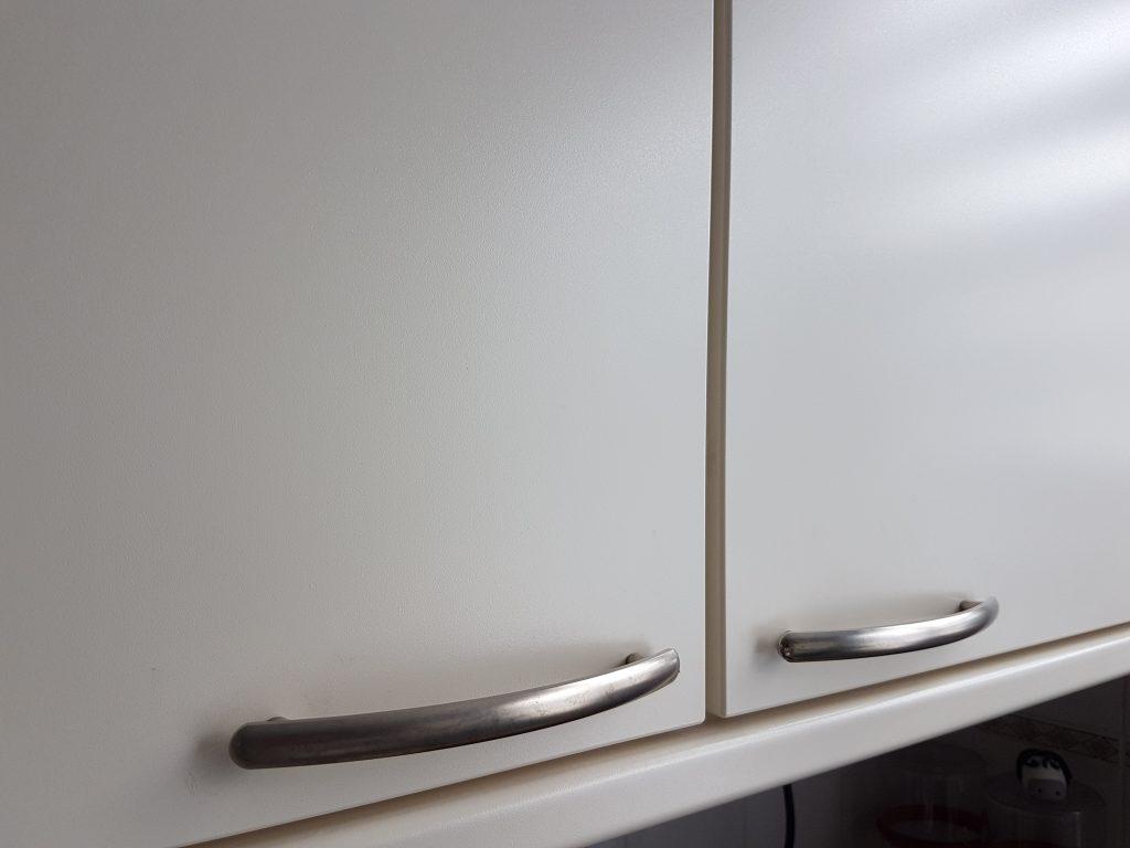 schone witte keukenkastjes
