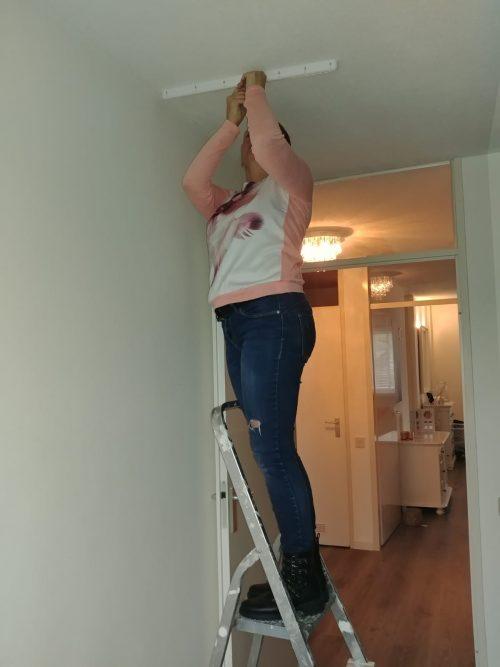 plafonddroogrek-afmeten