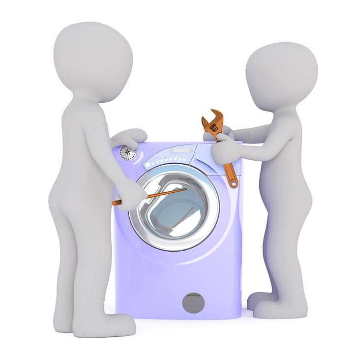 wasmachine maken