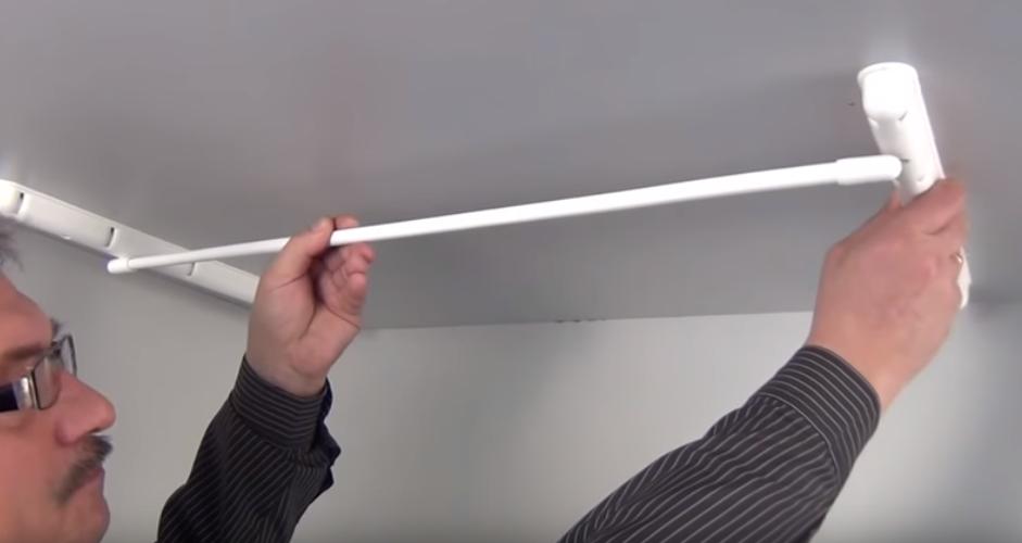 plafonddroogrek-stangen-uitmeten