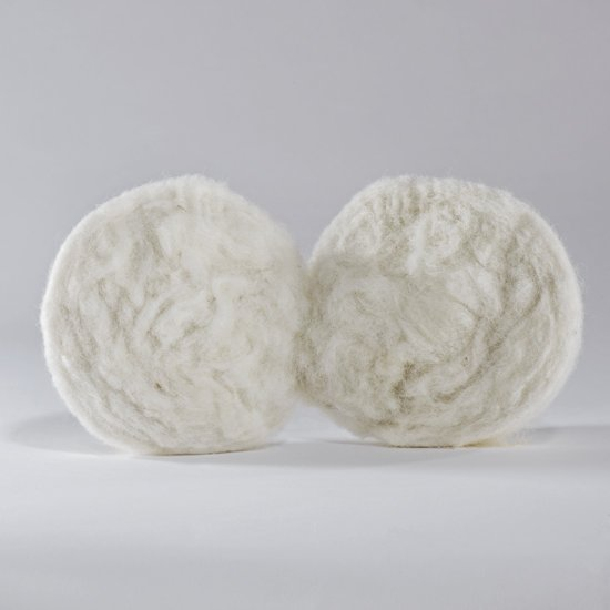 binnenkant droogballen